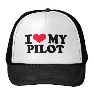 I love my Pilot Trucker Hat
