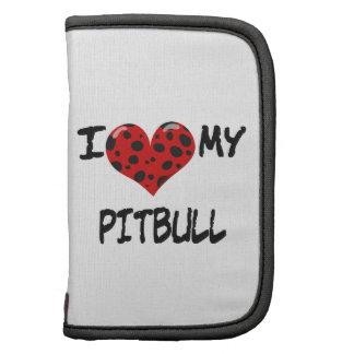 I love my Pitbull Planners