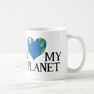 I love my planet mug