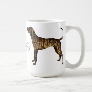 I Love my Plott Classic White Coffee Mug