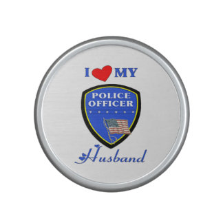 I Love My Police Husband Speaker