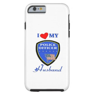 Police Wife Phone Cases
