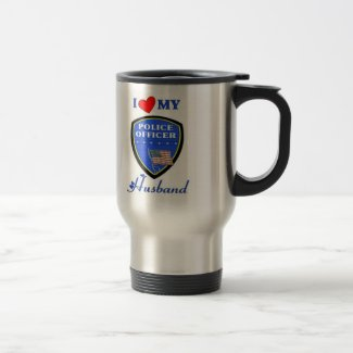 Police Family Personalized Mugs