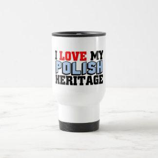 I love my Polish Heritage Travel Mug