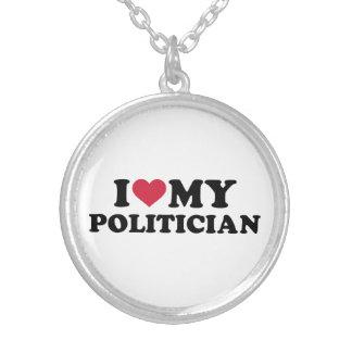 I love my Politician Custom Necklace