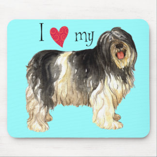 I Love my PON Mouse Pad