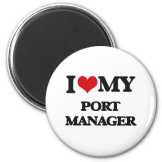 I love my Port Manager Magnet