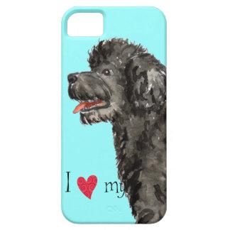 I Love my Portuguese Water Dog iPhone SE/5/5s Case