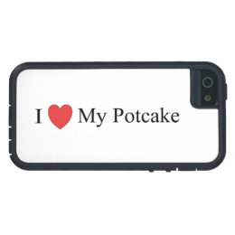 I Love my Potcake case for iPhone 5