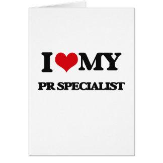 I love my Pr Specialist Cards