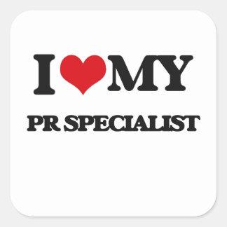 I love my Pr Specialist Sticker