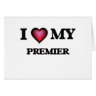 I love my Premier Card