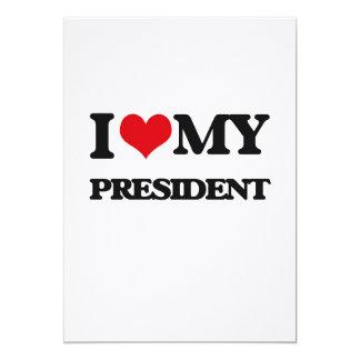 I love my President Custom Invite