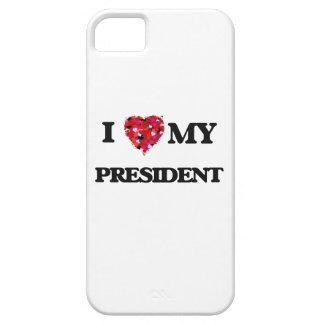 I love my President iPhone 5 Case