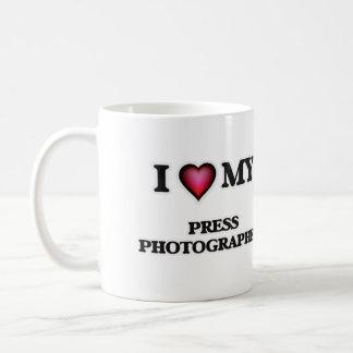 I love my Press Photographer Coffee Mug