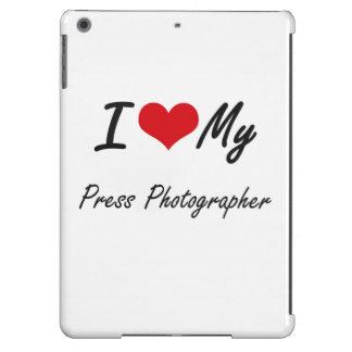 I love my Press Photographer iPad Air Covers
