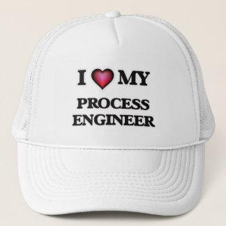 I love my Process Engineer Trucker Hat