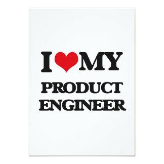 I love my Product Engineer Card