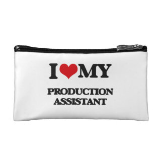 I love my Production Assistant Cosmetic Bag