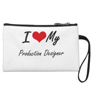 I love my Production Designer Wristlet