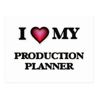 I love my Production Planner Postcard