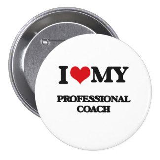 I love my Professional Coach Pins