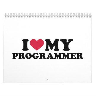 I love my Programmer Calendar