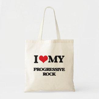 I Love My PROGRESSIVE ROCK Bags