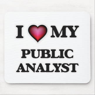 I love my Public Analyst Mouse Pad