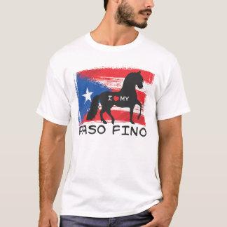 I Love My Puerto Rican Paso Fino T-Shirt