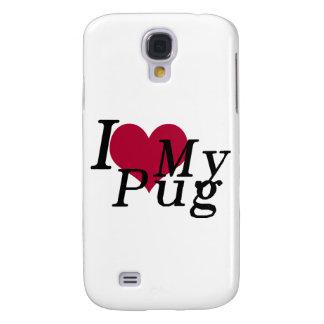 I love my pug Iphone case