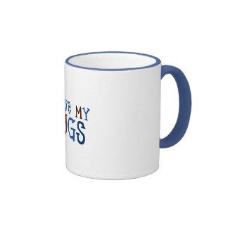 I love my Pugs mug