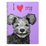 I Love my Pumi Notebook
