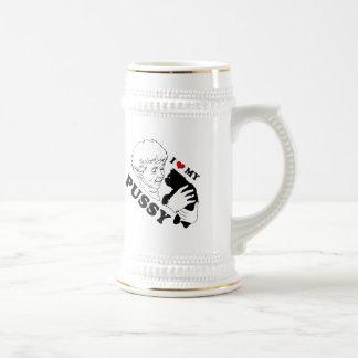 I LOVE MY PUSSY T-shirt Coffee Mug