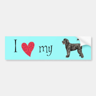 I Love my PWD Bumper Sticker