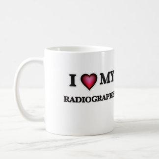 I love my Radiographer Coffee Mug