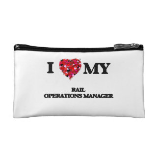 I love my Rail Operations Manager Makeup Bags
