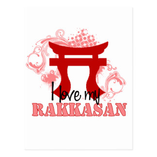I love my Rakkasan Postcard