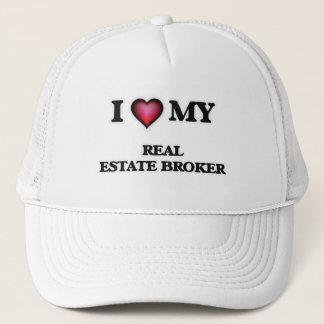 I love my Real Estate Broker Trucker Hat