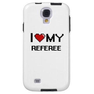 I love my Referee Galaxy S4 Case