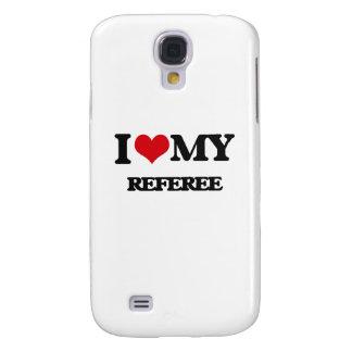 I love my Referee Samsung Galaxy S4 Covers