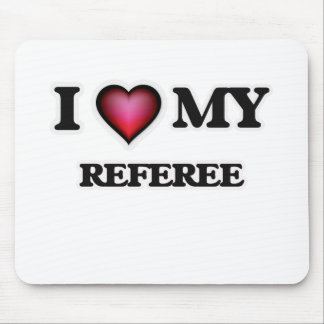 I love my Referee Mouse Pad