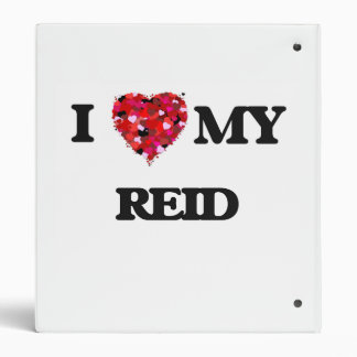 I Love MY Reid Binders