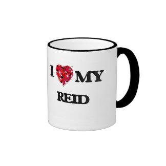 I love my Reid Ringer Coffee Mug
