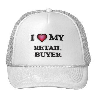 I love my Retail Buyer Trucker Hat