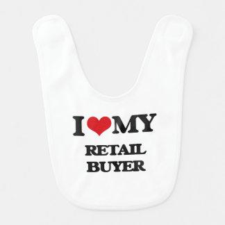 I love my Retail Buyer Bibs