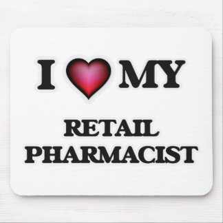 I love my Retail Pharmacist Mouse Pad