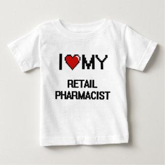 I love my Retail Pharmacist T Shirts