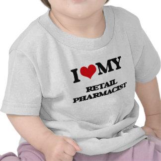 I love my Retail Pharmacist Shirt