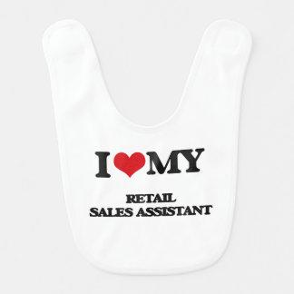 I love my Retail Sales Assistant Bib
